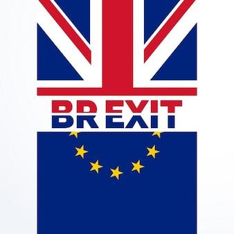Grande décision de vote de sortie britian au référendum brexit
