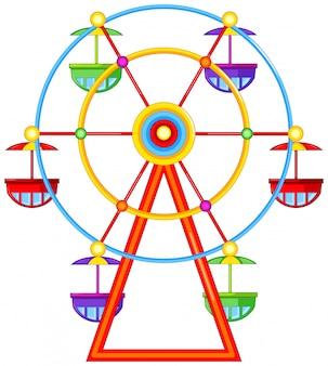 Une grande roue