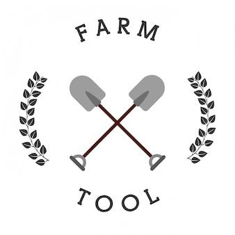 Grande vente d'outils agricoles