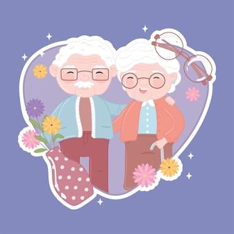 Grands-parents de coeur