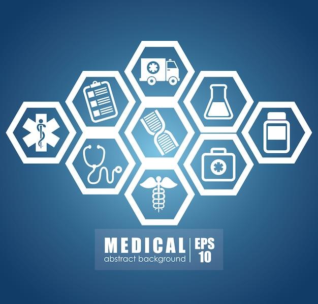 Graphique médical
