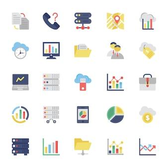 Graphiques et diagrammes d'entreprise