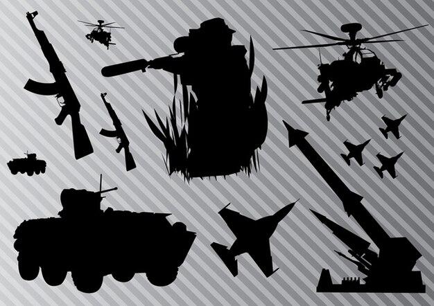 Graphiques militaire