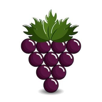 Grappe de raisin icône image