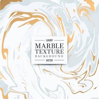 Gris et or luxe et élégant fond de texture en marbre