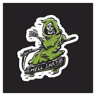 Grism reaper