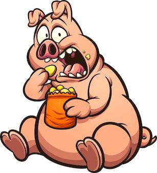 Gros porc