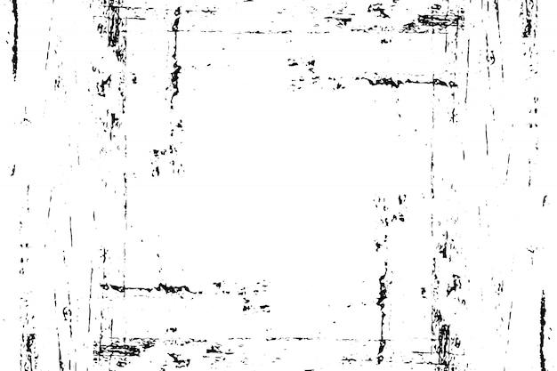 Le grunge est en noir et blanc. texture abstraite de l'ancienne surface.
