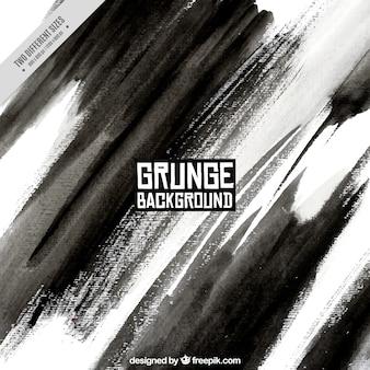 Grunge fond de traçages noir