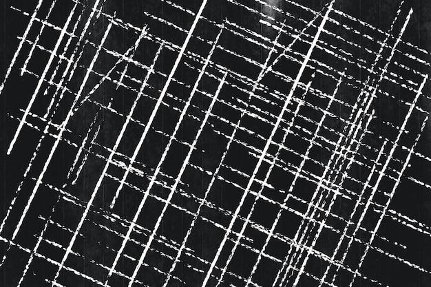 Grunge noir et blanc urbain sombre en désordre poussière superposition fond de détresse facile à créer abstrait