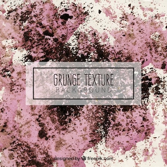 Grunge texture peinte à la main