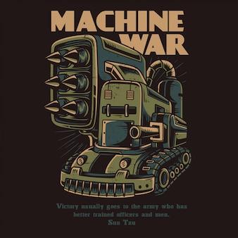 Guerre machine