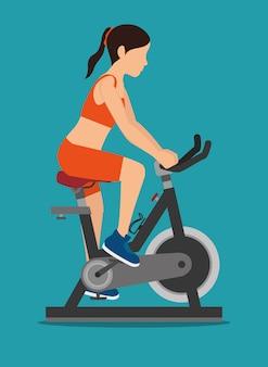 Gym et fitness lifestyle