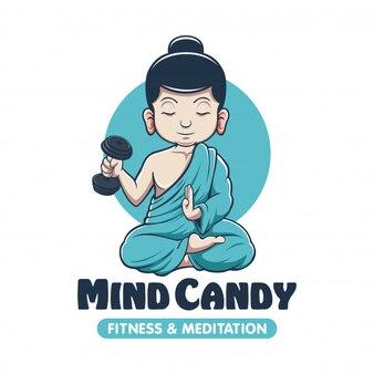 Gym fitness yoga méditation