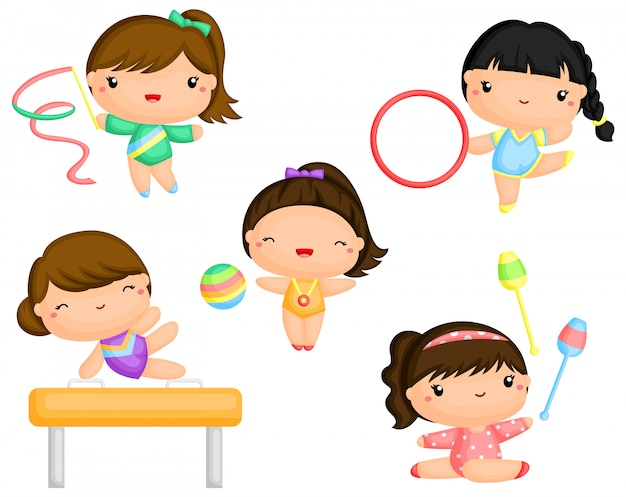 Gymnastique filles
