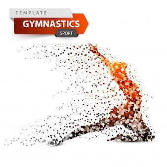 Gymnastique, sport
