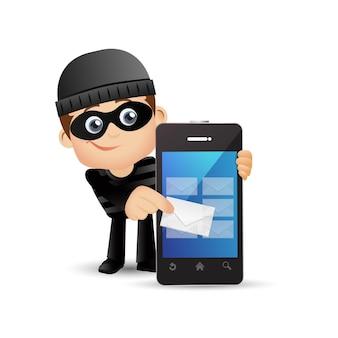 Hacker et voleur