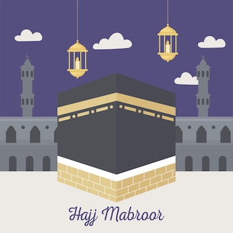 Hajj mabrour musulman