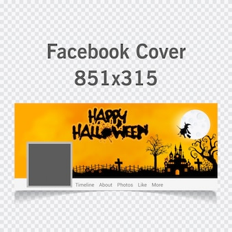 Halloween background d'horreur avec la belle couverture de texte d'halloween