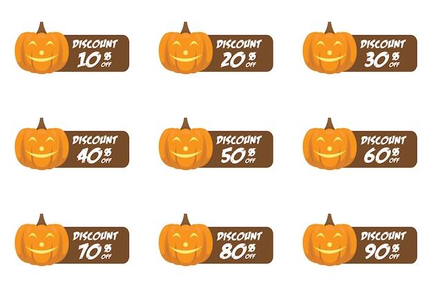 Halloween discount vente