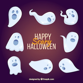 Halloween fantasmes génial