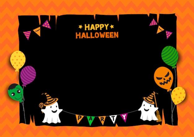 Halloween-fantôme