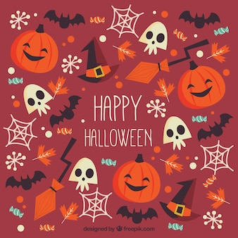 Hallowen heureux
