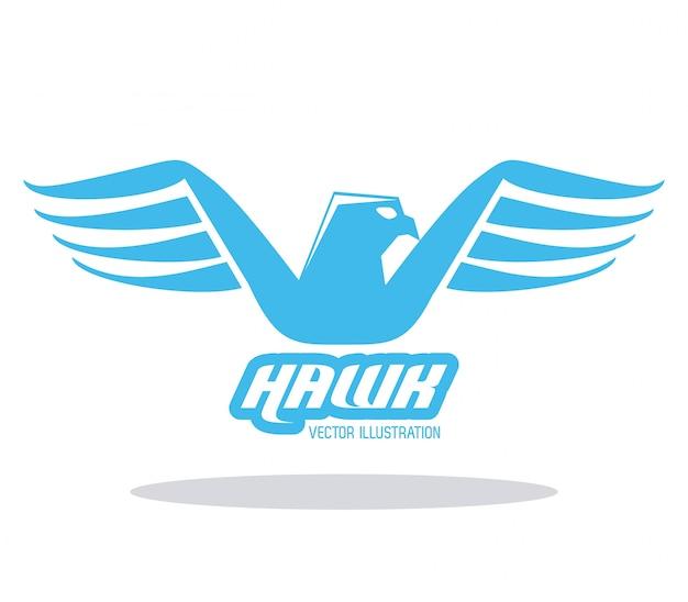 Haluk Icône De L'animal Vecteur Premium