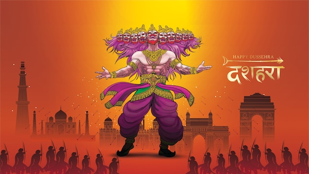 Happy dussehra navratri
