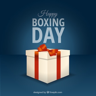 Hapy boxing day