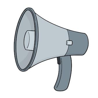 Haut-parleur mégaphone