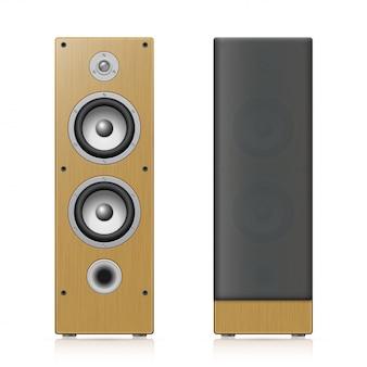 Haut-parleurs acoustiques
