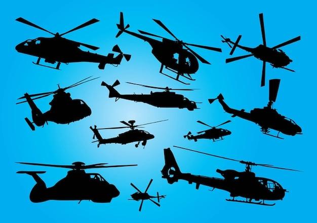 Hélicoptères