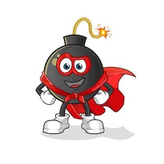Les héros de la bombe. dessin animé