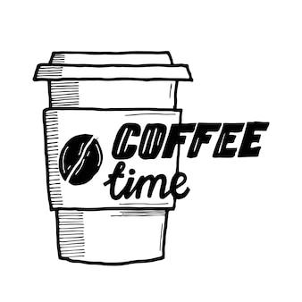 L'heure du café