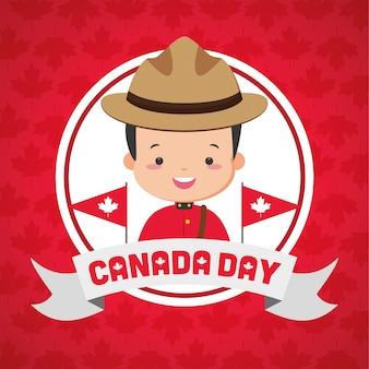 Heureuse fête du canada