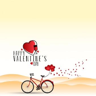 Heureuse saint valentin vector