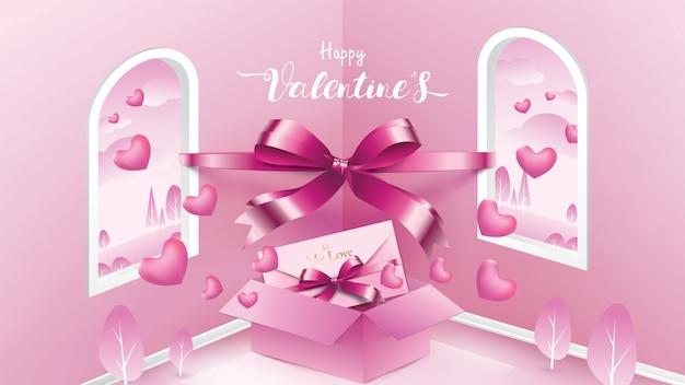 Heureuse saint valentin