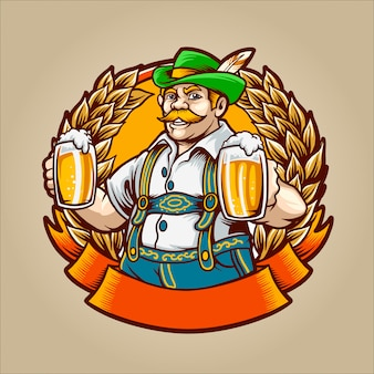 L'homme de la bière