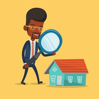 Homme cherche maison
