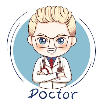 Homme médecin