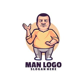 Un homme qui lève une main