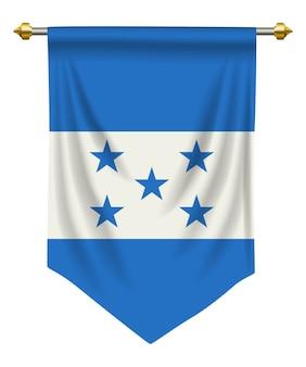 Honduras pennant