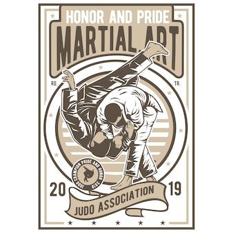 Honneur fierté art martial
