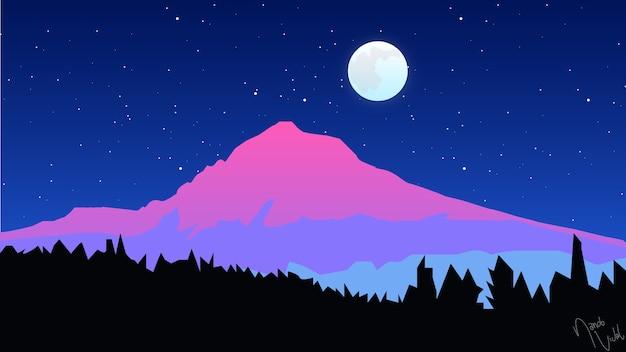 Horizont lunaire