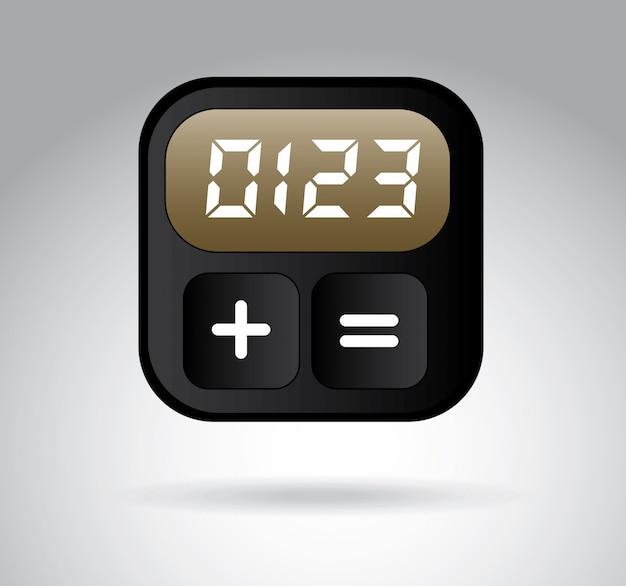 Horloge digitale