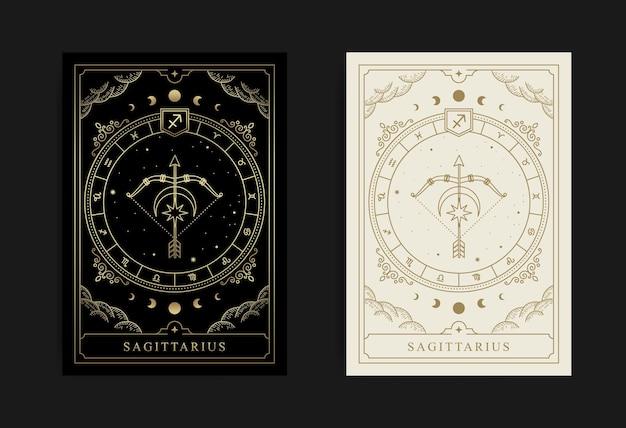 Horoscope sagittaire et symbole du zodiaque
