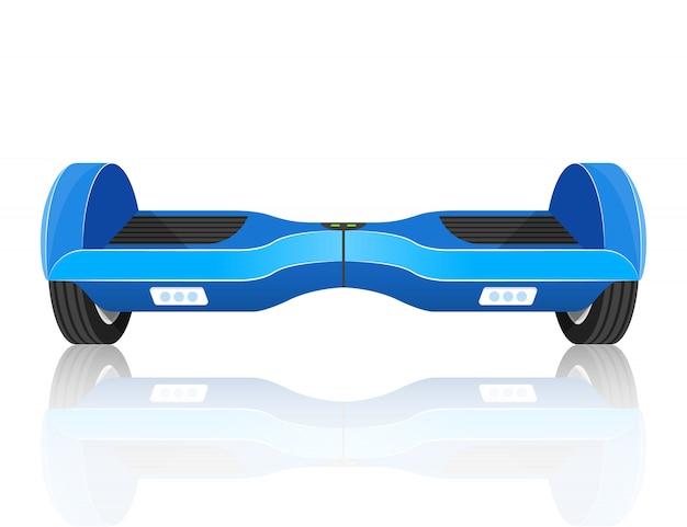 Hoverboard scooter électrique auto-équilibré à deux roues, hoverboard, transporteur personnel