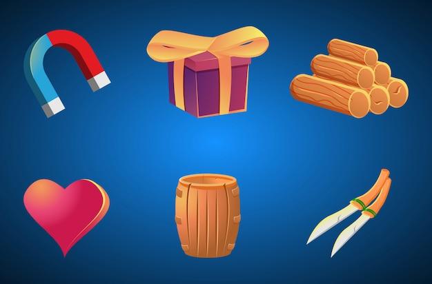 Icône d'actif de l'interface utilisateur du jeu