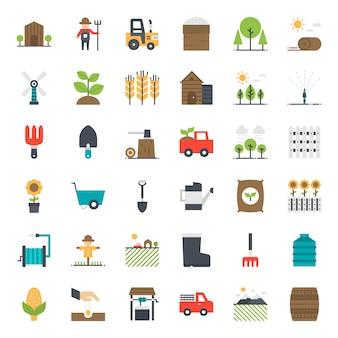 Icône de l'agriculture